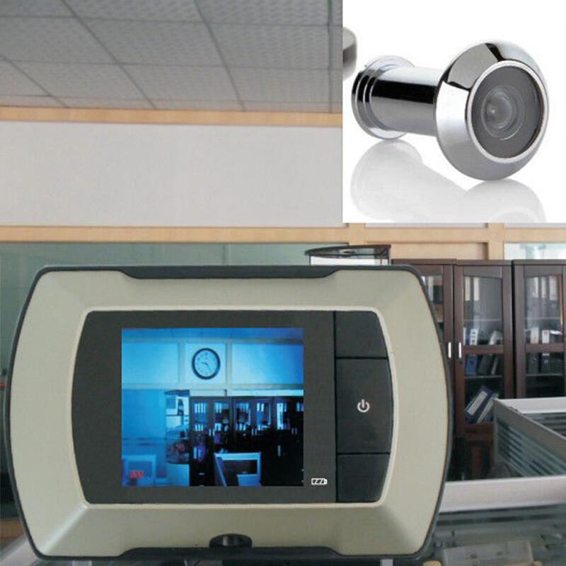 Новый 7 inch жк-цифровой беспроводной монитор dvr комплект видеонаблюде