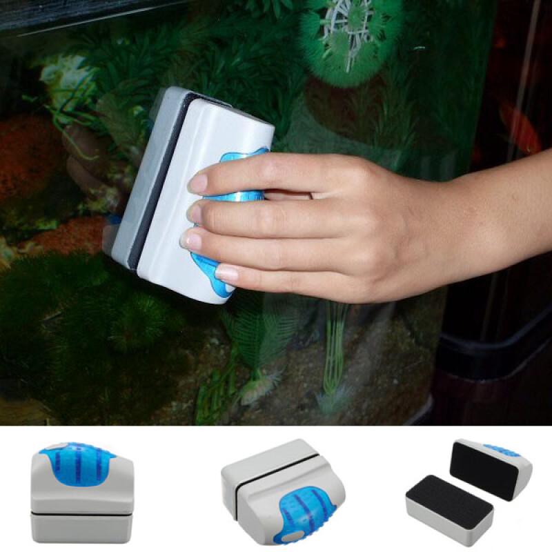 Скребок для чистки стекол аквариума