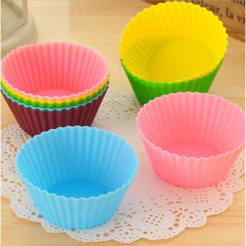 Форма для выпечки кексов своими руками