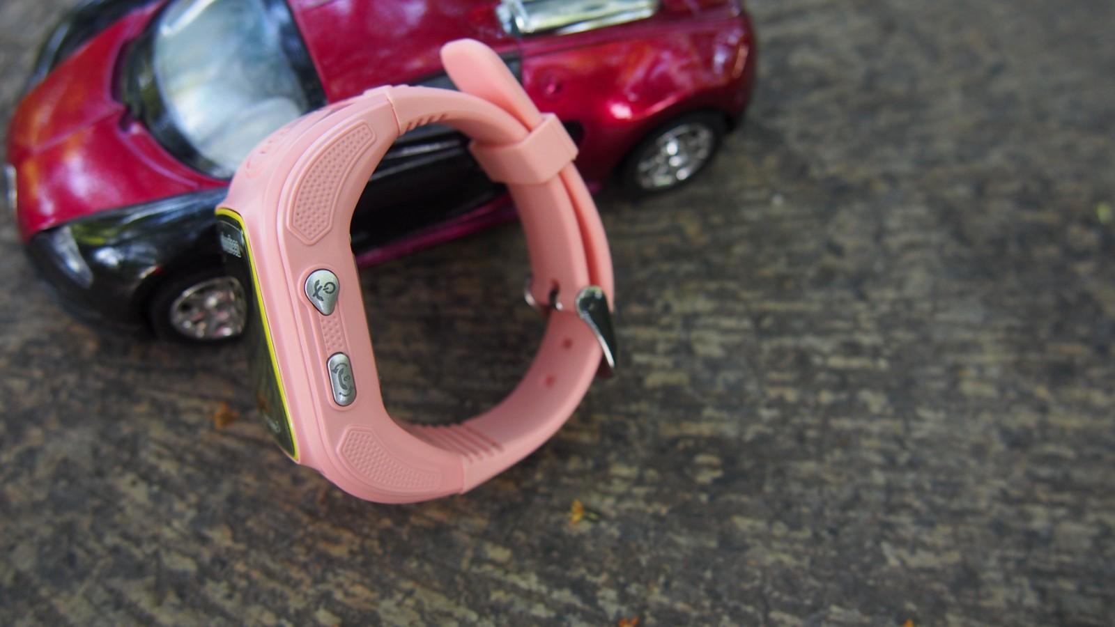 阿巴町儿童智能手表