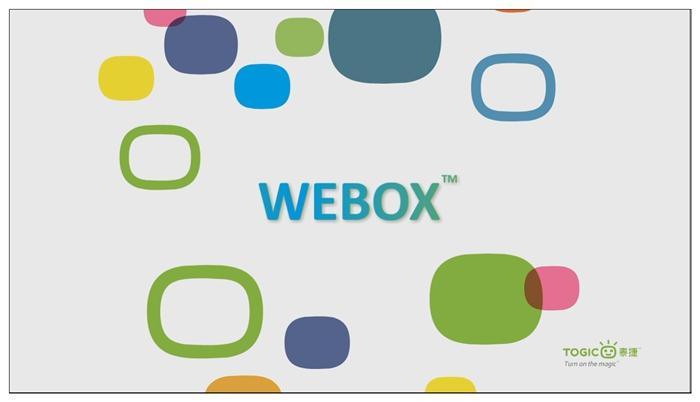 盒子泰捷webox
