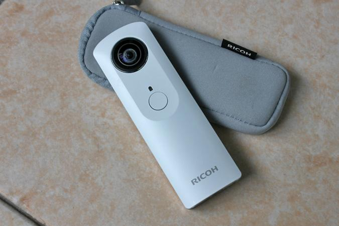 360度全景相机