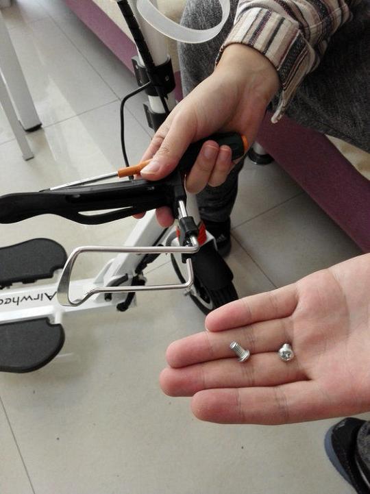 airwheel滑板车