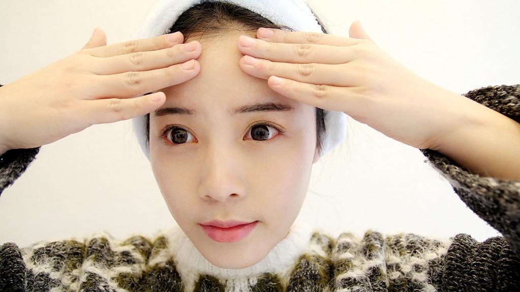 韩式裸妆小肌秘