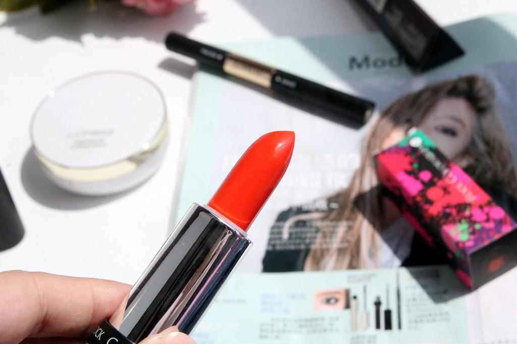 【面面】开启橙色夏日模式的暖暖妆