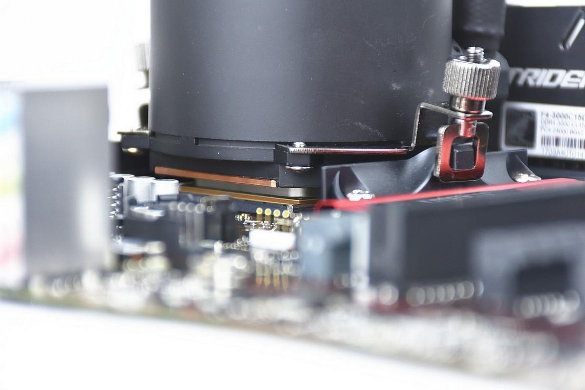 华硕b350plus接线图解