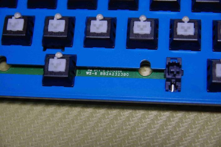 键盘电路板pcb,绝缘处理很到位