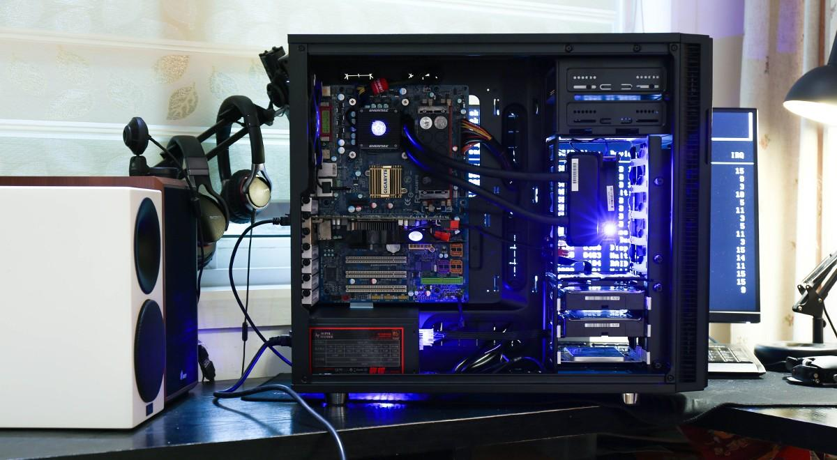 fractal design机箱
