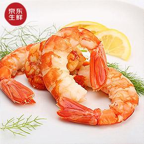 芝士香草烤虾
