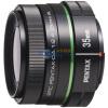 Pentax (PENTAX) DA 35mm F2.4 с фиксированным фокусом линзы покрытие Natural Black SP Perspective объектив pentax smc da 50mm f 1 8