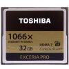 Карта памяти Toshiba (TOSHIBA) EXCERIA CF-128G экстремальной мгновенного значение скорости 150M 120M 1000 скорости записи / ВПГ-20 карта памяти other pqi 32 compactflash cf cf 32mb