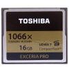 Карта памяти Toshiba (TOSHIBA) EXCERIA CF-128G экстремальной мгновенного значение скорости 150M 120M 1000 скорости записи / ВПГ-20 карта памяти other jvin 8gtf