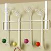 [супермаркет] Jingdong Европа Юн Чул после свободный гвоздь крюк Beads дверь 5 крюк следы двух нагруженных пилоны