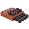 Ю. Я. шахматы китайские шахматы в твердом переплете шафран груши отправить рельефную 5 см кожаный клетчатый шахматы ящик полный бамбука в бресте китайские нокии е 71 тв новый