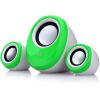 Sony Ericsson (soaiy) SA-C12 2.1 активные акустические системы (зеленый) недорого