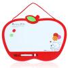 (Deli) 7809 яблочное моделирование 290 * 390 мм детская рисовальная доска окрашенная доска доска для письма граффити доска цвет случайный