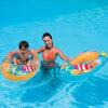 Budweiser гонка лодки дети сидят кольцо надувных игрушки воды (структуру камеры безопасного газа, подходит для 3-6 лет детей, играющие в использовании воды) 34036 синих счетчики воды на 6 лет в спб