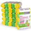 Baicaoyuan среднего громоздк мешки для мусора мешки для чистки 30 томов 45x55cm baicaoyuan среднего громоздк мешки для мусора мешки для чистки 10 томов 45x55cm зеленый