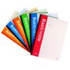 (Deli) 7659-A4 / 80 страниц беспроводной привязки этого ноутбука, мягкая копия ноутбука 6 kaisa writepaper series 80 мягкая копия american a4 notebook notepad 3