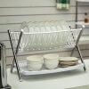 бао youni] [посуду рамы из нержавеющей стали стеллажи для хранения, как стеллажи DQ-0935 посуда