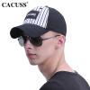 CACUSS B0122 Шляпы мужские бейсболки Корейский открытый спортивный пляж шляпа черные полуформаты код тдм sq0515 0122