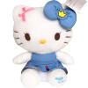 Привет кукла подушка подушки подарок на день рождения # 2 вышитые джинсовые модели KT-B вышивка кукла котенка Hello Kitty плюшевые игрушки куклы куклы KT кукла yako m6579 6