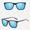 Модные солнцезащитные очки Мужчины Поляризованные солнцезащитные очки Мужские вождения Зеркала Очки для очков Черные очки для очков Мужские солнцезащитные очки UV400