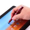 Фото 4in1 светодиодный лазерный указатель Факел Сенсорный экран Стилус шариковая ручка для iPhone4 4S яблока оригинальный стилус активная емкость стилус из нержавеющей стали сенсорный ручка для планшетных пк chuwi hi 12 hipen h1 подарок ко