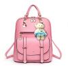 обаятельный женщины Рюкзак девочки Школьные сумки мода женский Рюкзаки школьные рюкзаки zipit рюкзак zipper backpack