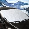Внедорожной военного автомобиль покров снежного покрова снег шестерни до файла перед заблокированным морозом мороза и зимних снежного покров снежного покрова лобового стекла автомобиля снега текстолитовые шестерни на стартер