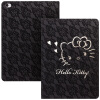 Hello Kitty Apple Ipad mini4 7,9 дюйма защитного рукава мультфильм защитной оболочки кобура умных дремоты модель черного кружево Xinyu Hello Kitty пленка на экран red line для apple ipad mini 4 7 9 матовая
