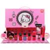 Hello Kitty HelloKitty детская косметика макияж коробка принцесса костюм девушки игрушки играть дома игрушка в подарок на день рождения KT-8586 детская обувь для дома hellokitty 14623