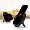 Newman (Newmine) Apple 8 / X Беспроводное зарядное устройство для быстрой зарядки вертикальной зарядная подставка поддерживает iPhone X / 8Plus Samsung S6 / 7 / 8edge + K10 Black