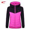 SAIQI Зимняя куртка Женские пальто Женская верхняя одежда Модный длинный хлопок Ватный теплые тренировочные куртки женские куртки