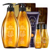 Ziyeon (SEEYUONG) Джинджер Qiangjian Hair Shampoo Treatment 3pcs (Шампунь 535ml + Шампунь 60ml + Haircare 60ml)