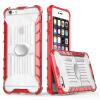 GANGXUN Чехол для iPhone 6 6s Plus Легкий защитный чехол 2 в 1 для iPhone 6 6s Plus антигравитационный чехол для iphone 6 6s белый