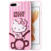 7/8 Plus Hello Kitty Apple, телефон оболочки iPhone7 / 8 Plus защитный рукав милый мультфильм мобильных телефонов наборы из все включено трехмерным падение сопротивления 5,5 дюйма - Hello Kitty Лолита игровые наборы hello kitty игровой набор глобус
