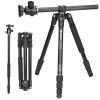 Benro (Benro) GA168TB1 SLR Canon Nikon камера штатив алюминиевый штатив похлопал многофункциональный штатив Head Kit B1 benro bh 00