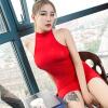 Xi Luo Man шелковистой сексуальное женское белье прозрачный сексуальный соблазн г-жа сиамского см Сан тугой красное нижнее белье xi luo man костюм сексуальное женское белье сексуальное искушение кружева сорочка кусок см полюса танец форма
