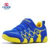 Hobibear  мальчиков кроссовки повседневная обувь для девочек дышащие кроссовки Дети подсветкой обувь A597