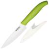 США фарфор (MYCERA) керамический нож бытовой кухонный нож фруктов нож 6-дюймовый нож шеф-повара овощного детского питания дополнение нож (зеленый) E6F китель шеф повара москва