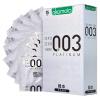 Okamoto 003 мужские презервативы ультра-тонкие презервативы импортной продукции Okamoto Платина 15 luxe шоковая терапия презервативы с усиками