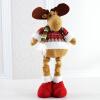 Что красивые рождественские украшения елочные украшения Yi детей рождественские подарки Рождественские куклы куклы украшения телескопических лосей украшения