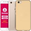 Чехол для мобильного телефона BIAZE vivo X9 Plus / корпус «все-в-одном» без штыря Matte Housing Moisture серии JK97-Gold