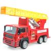 ULTI Керри AoZhiJia большой инерция мальчики сплав грузовики имитационная модель детских Развивающие игрушки автомобиля - грузовик лестницы