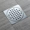 HIDEEP Ванные принадлежности Чистая латунь Прямой дренаж Большой поток душ утечка пола hideep ванные принадлежности чистая латунь материал утечка пола применимо ванная、 туалет、 кухня