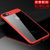 Анды Dover (STRYFER) Apple 7/8 плюс телефон оболочка iPhone7 / 8 плюс чехол Кристалл серия все включена мягкая оболочка Выдерживает падение прозрачного акрила - красная статуэтка африканка 7 8 32см 1096506