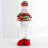 Что красивые рождественские украшения елочные украшения Yi детей рождественские подарки Рождественские куклы куклы украшения снеговика телескопический
