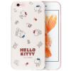 все цены на Hello Kitty Apple, 6 / 6с телефон оболочки iPhone6 / 6с мультфильма все включено защитный рукав силикона мягкая оболочка Выдерживает падение 4,7 дюйма простой Hello Kitty онлайн
