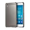 Роскошный чехол для Huawei Honor 5A 5.5 Алюминиевый бампер + акриловая панель Назад Глянцевая обложка для Huawei Y6 II 2 сотовый телефон huawei honor 5a black